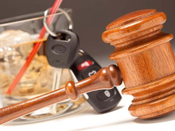 Drunk driving liability