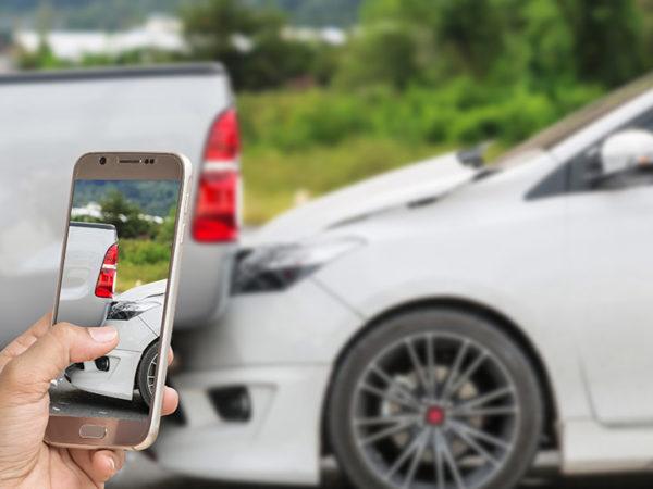 road accident checklist