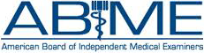 American Board of Independent Medical Examiners logo