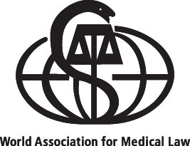 World Association for Medical Law logo