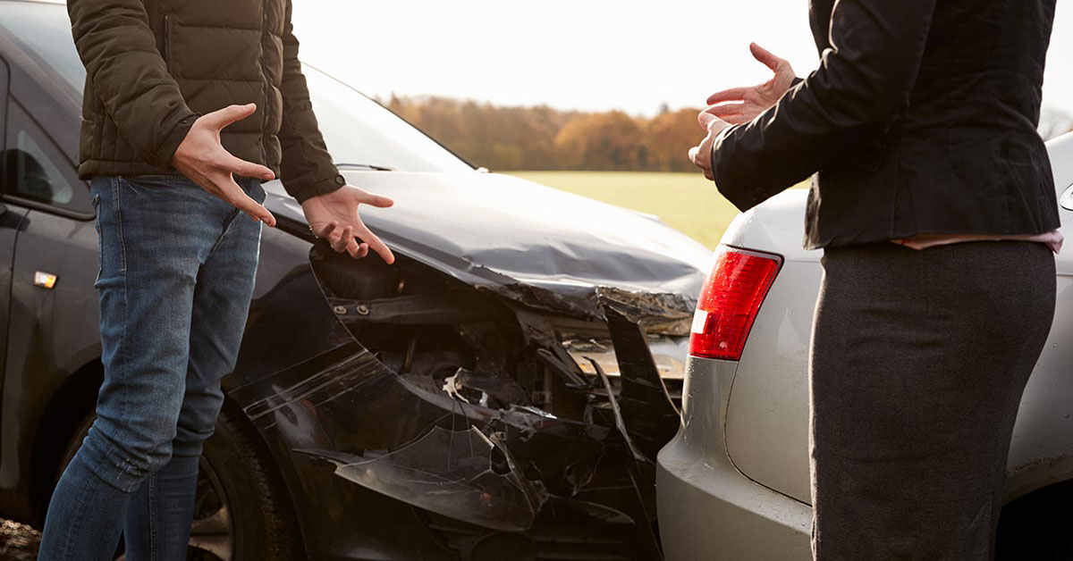 car accident faq what to do
