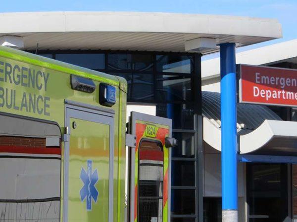 hospital injury claims
