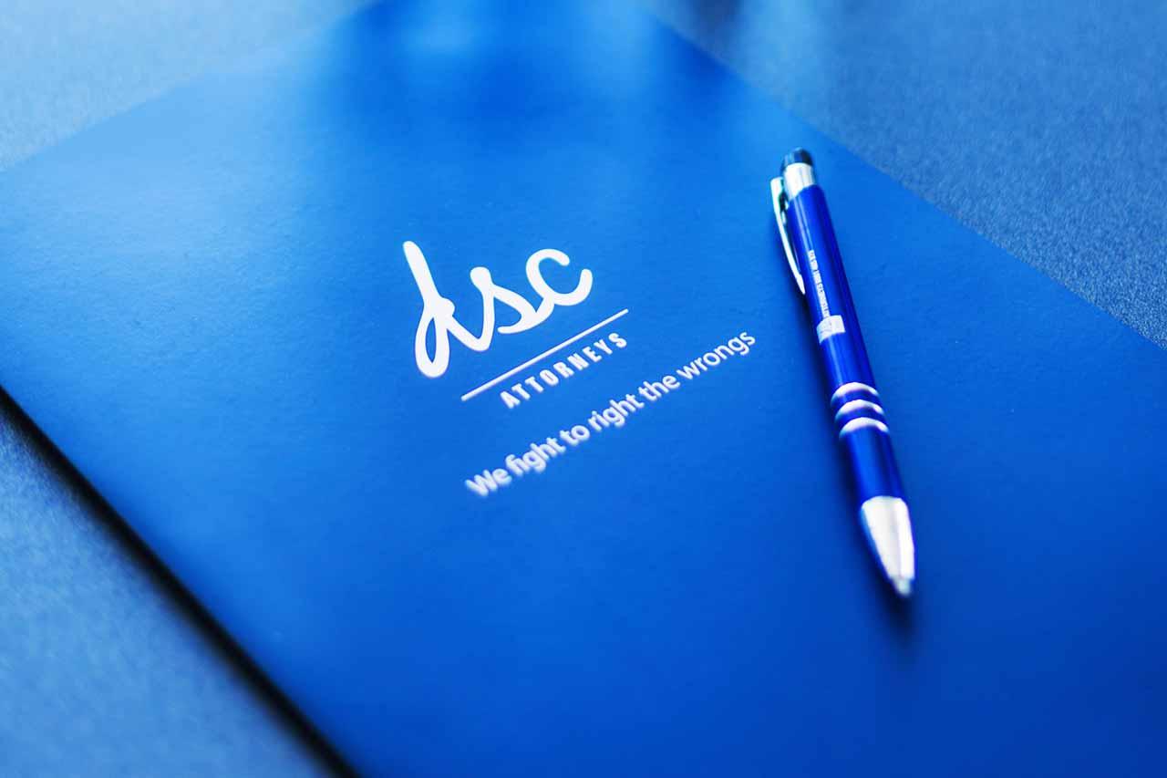 DSC Attorneys folder