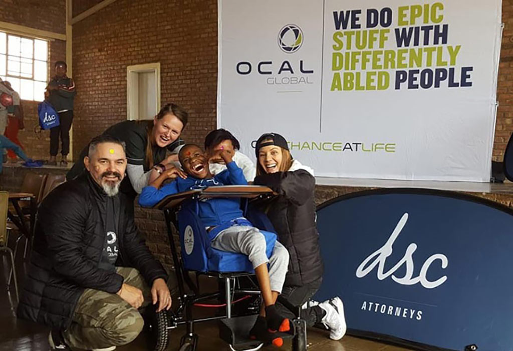 OCAL Global Differently Abled People