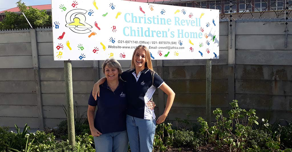 Christine Revell Children's Home